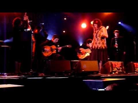 Sara French Quintette - Festival Django Reinhardt 2011 - Tu vuo fa' L'americano