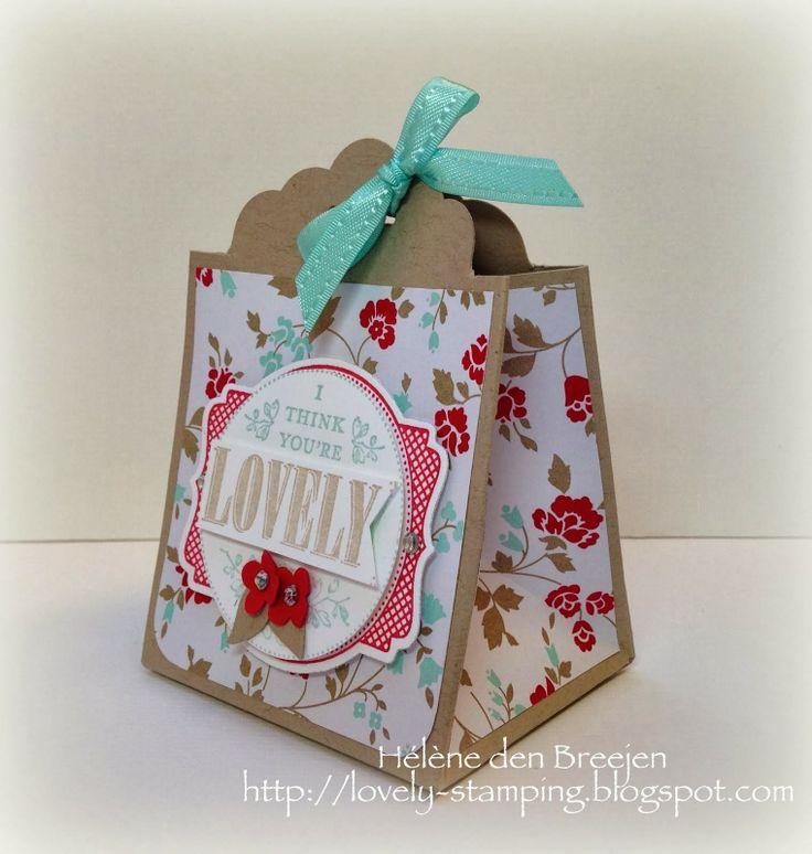 Tutorial giftbag
