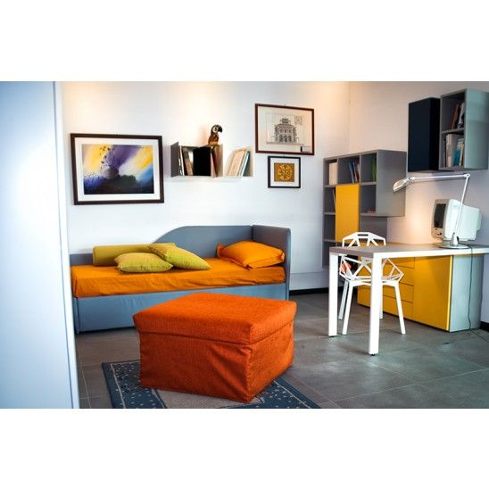 #Balù is a perfect piece of #furniture for kid's room, in case of #sleepover parties!