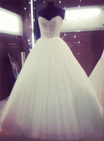 disney wedding dress (add straps?) (less poof?) or (keep?)