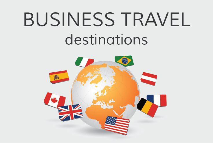 Collection of our business travel boards