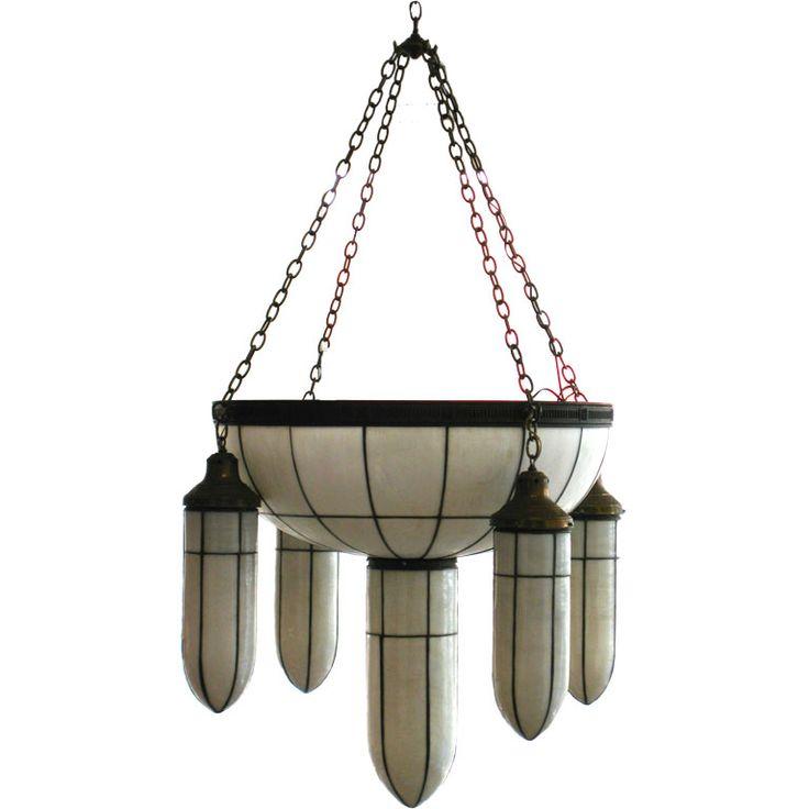 monumental deco chandelier art deco chandelier art deco. Black Bedroom Furniture Sets. Home Design Ideas