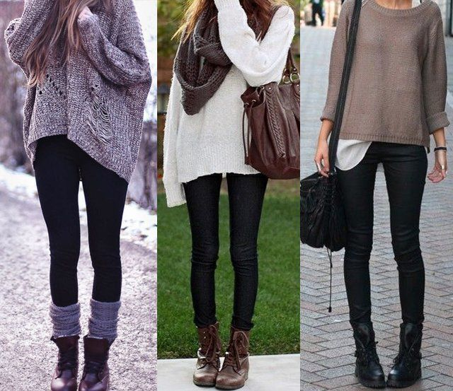 what to wear with combat boots