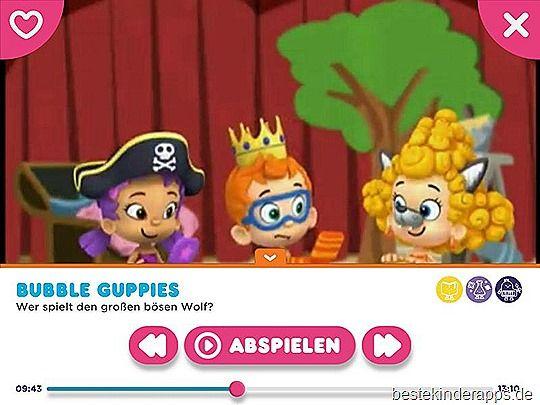 Nick Jr. Kinderserien App