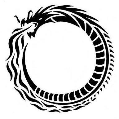 17 Best Images About Ouroboros On Pinterest Tibet Occult And Maya
