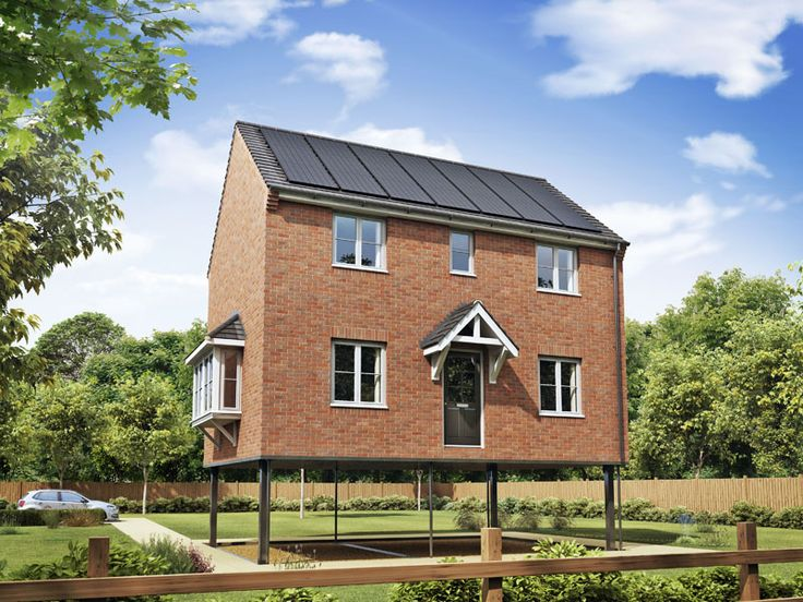 Elevating house to beat flood risk