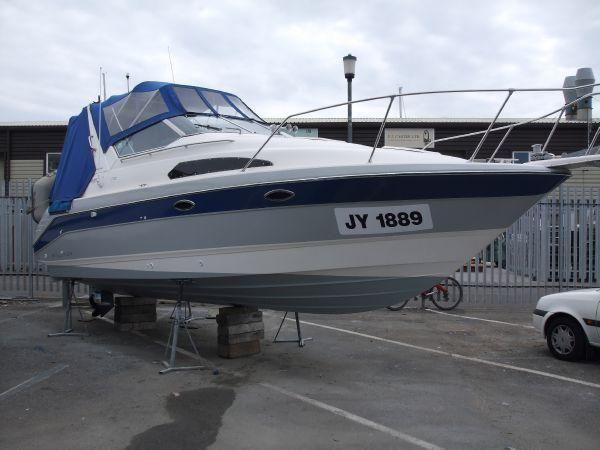 bayliner 2755 sunbridge | 1990 Bayliner 2755 Sunbridge for sale in Jersey - boats.com