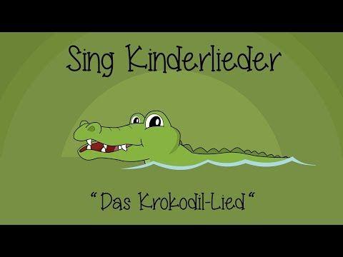 Das Krokodil-Lied (Ei, was kommt denn da?) - Kinderlieder zum Mitsingen | Sing Kinderlieder - YouTube