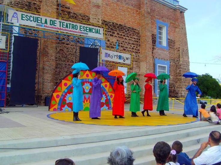 Teatro Baralt y Escuela de Teatro Esencial presentaron Gárgolas