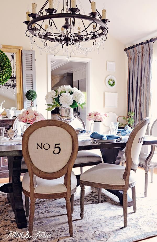 Eclectic Home Tour of Tidbits and Twine