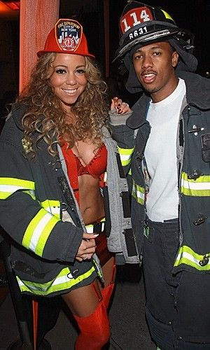 Mariah Carey - Celebrity Halloween Costumes