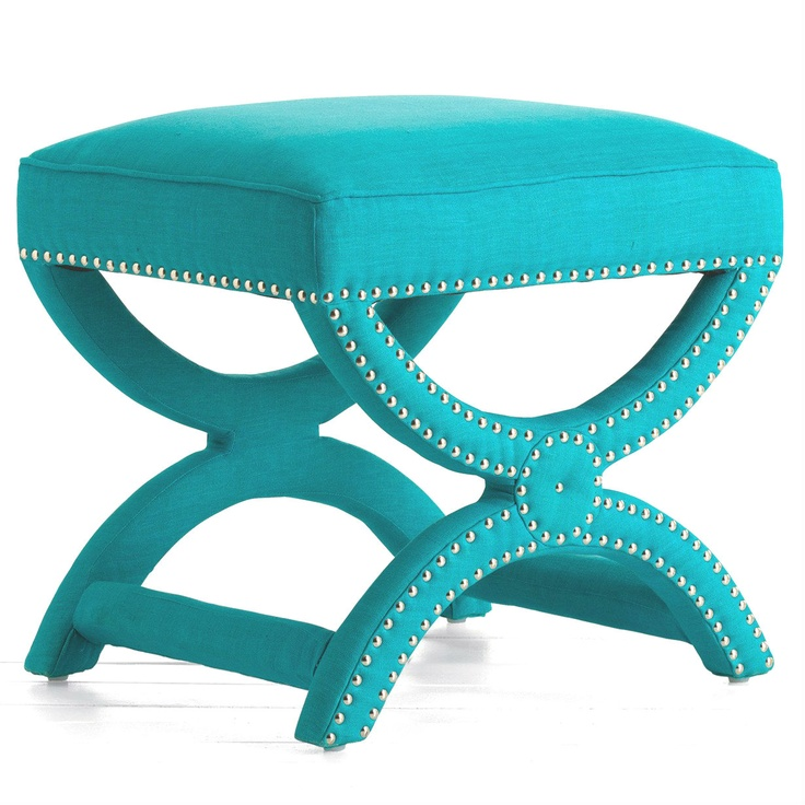 Turquoise Dressing Table Stool My Life In Teal