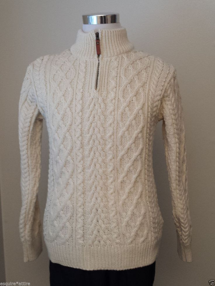 25 best ideas about white sweaters on pinterest crop for Inis crafts ireland sweater