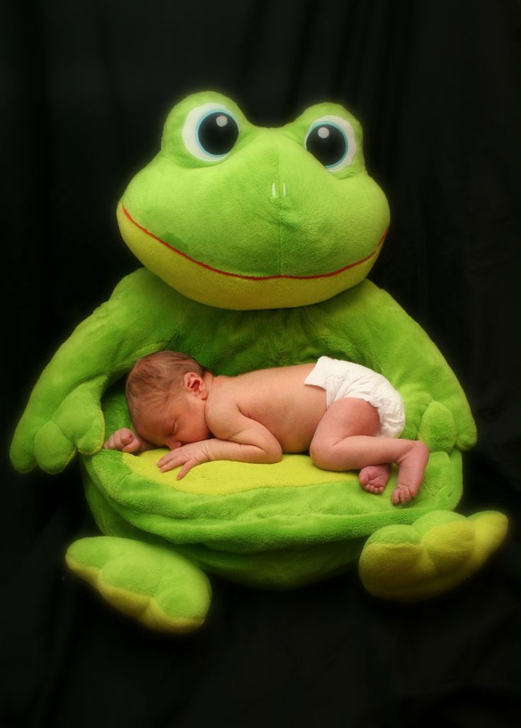 Infant Frog Halloween Costume