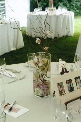 Hydrangea Centerpiece Diy : Best images about family reunion funeral ideas on