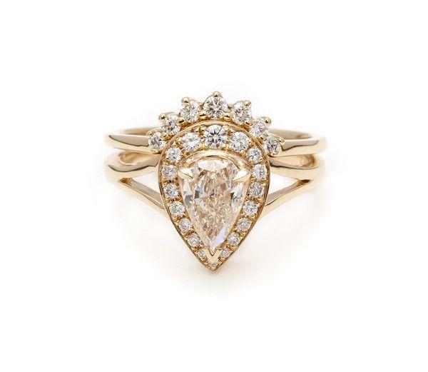 engagement, unique, nyc, designer, bridal, wedding, rose gold, black diamond, yellow gold, white diamonds, champagne diamonds,