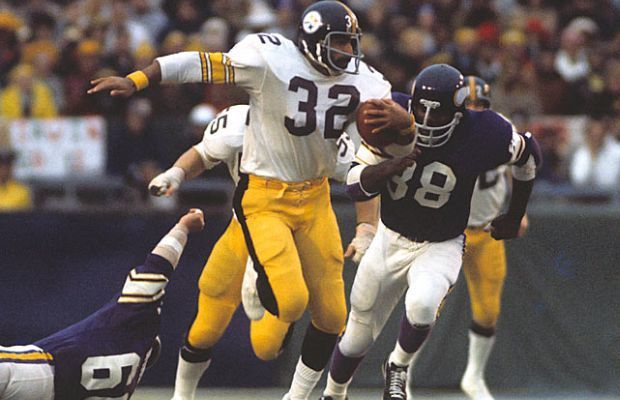Super Bowl MVP: Even Alan Page couldn't stop Franco Harris