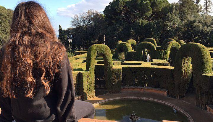 Parques curiosos de Barcelona: El Laberinto de Horta 5. Foto: Beatriz Vigil