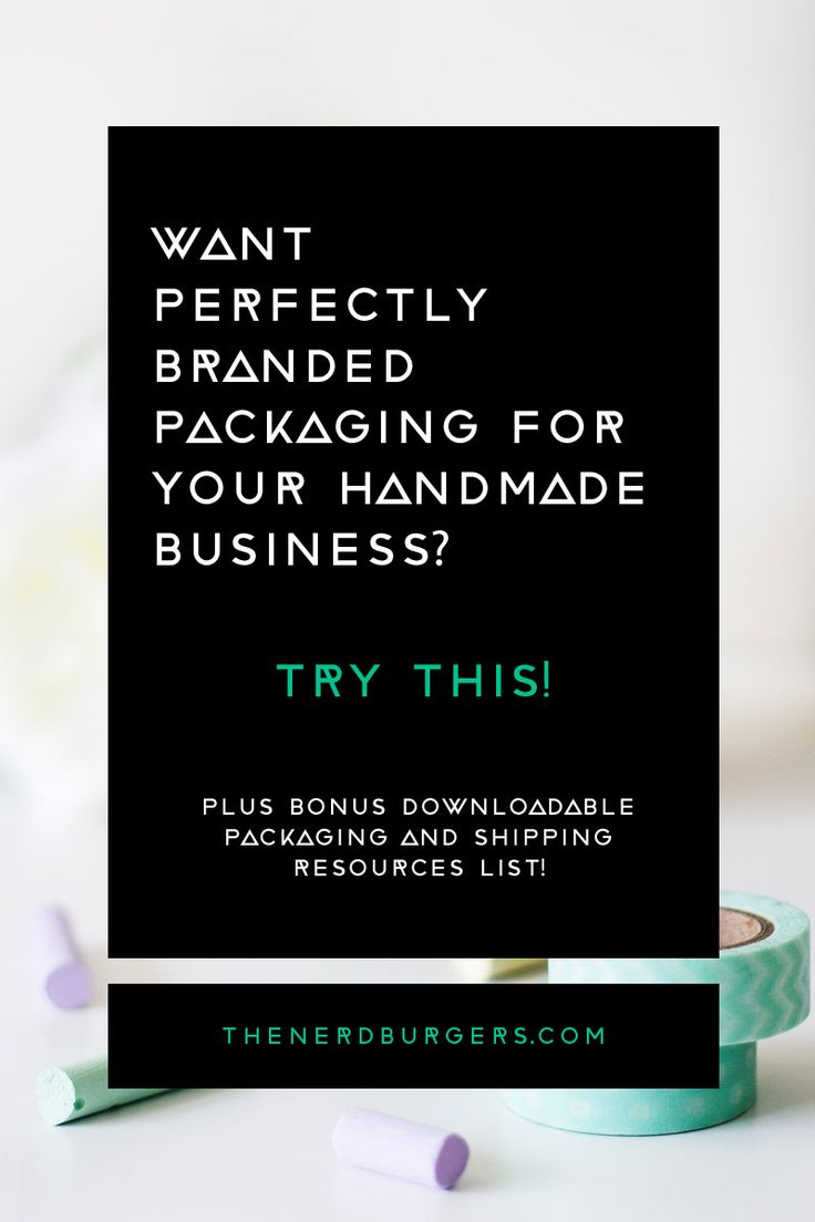 Struggling to put together perfectly branded packaging for your handmade business? Click through to discover my 5 secrets on how to put together an awesome unboxing experience and make your shopping experience memorable and shareable! Click on the pin to read the full post or click save to read later!