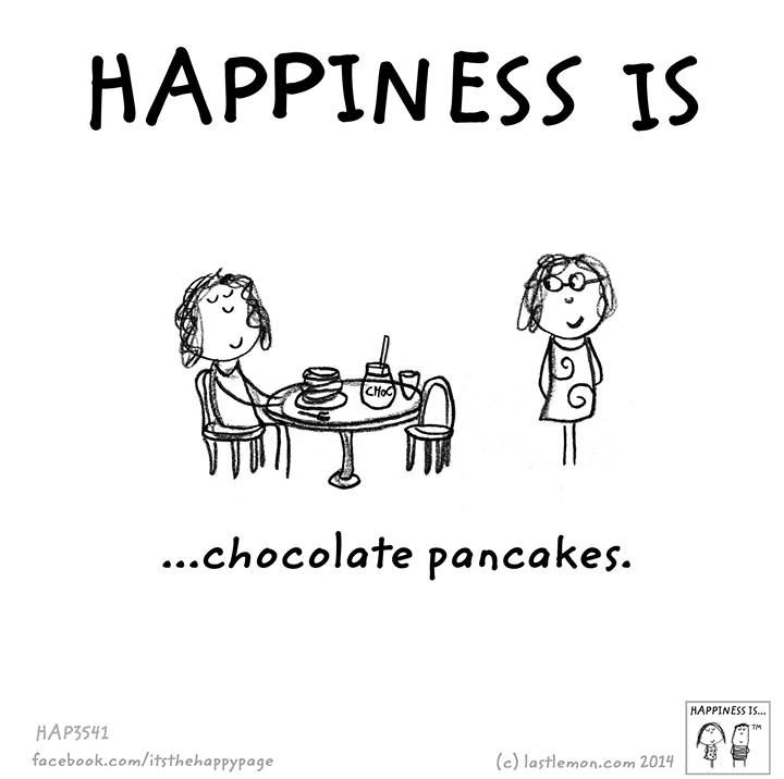 Pancakes with Nutella! Pancake Tuesdayyyyyy at work :)