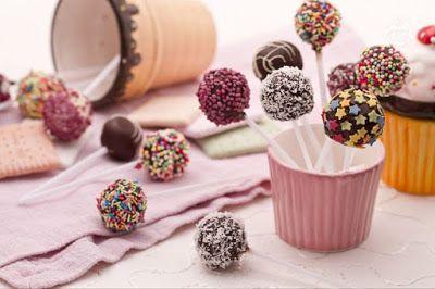 DIY Cake Pops: Especial para todas as Festas!