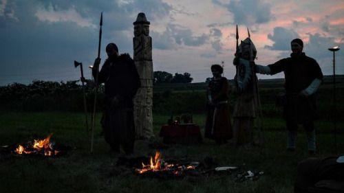 Racibórz, Poland (2016) Święto Drengów znad Górnej Odry Private Fest of Drengowie Znad Górnej Odry Reenactment Group fb.com/photography.lena
