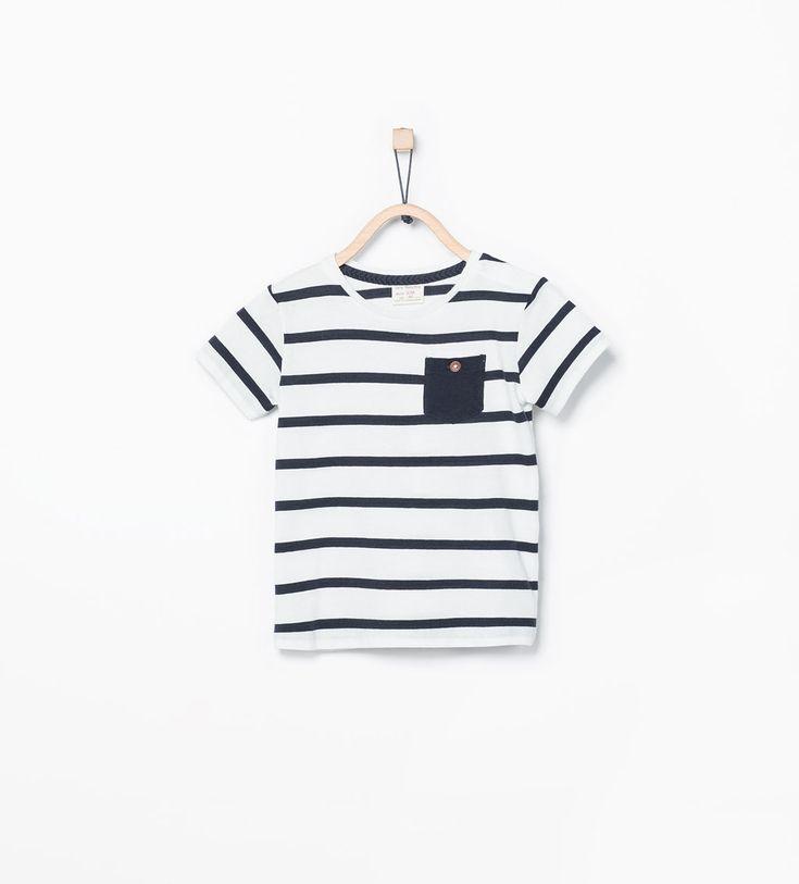 オーガニックコットンTシャツ-Shop by look-ベビーボーイ ( 3ヶ月- 3歳)-キッズ   ZARA 日本