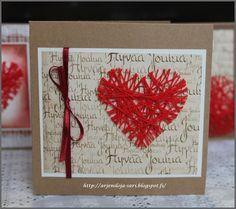 Arjen Iloja: Sydämiä joulukortteihin