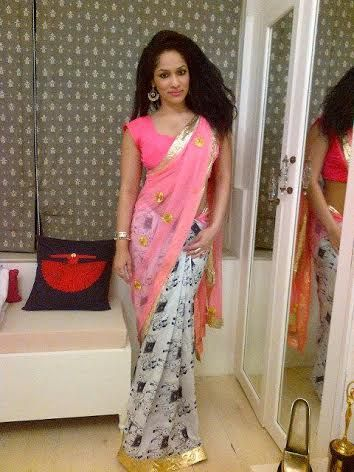 15 Beautiful Masaba Gupta Designer Sarees