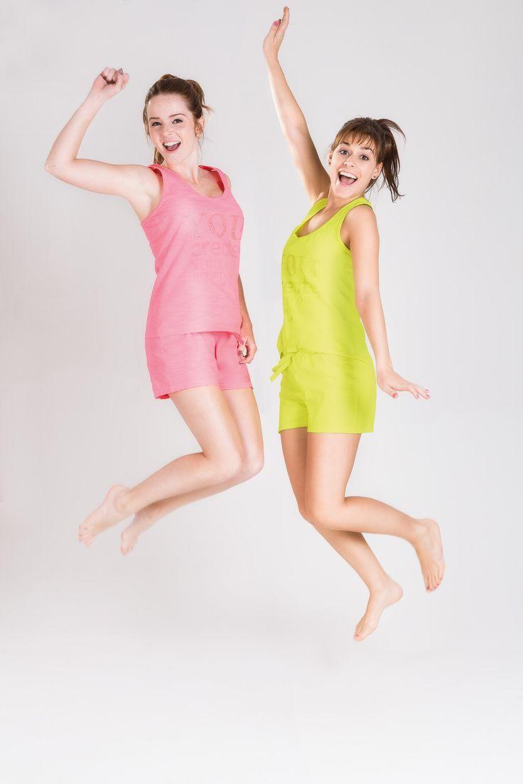 Pijamas femininos  Veja mais aqui: www.laibel.com.br
