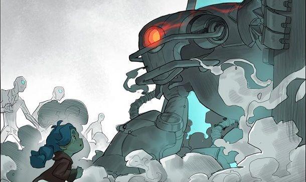 Kisah Antara Ellie dan Jawhead Mobile Legends