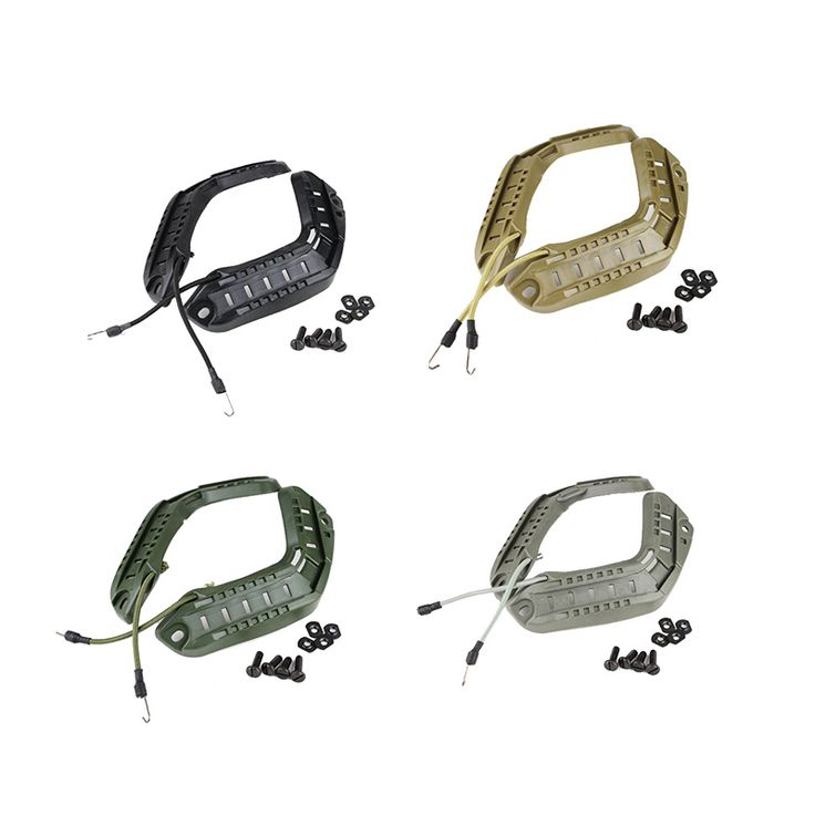 Helmet Side Rail, Helmet Guide Rail, OPS-CORE helmet accessory, fast helmet accessory, tactical gear-Product Center-Sunnysoutdoor Co., LTD-