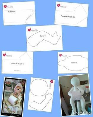 muñeco portarollos 21