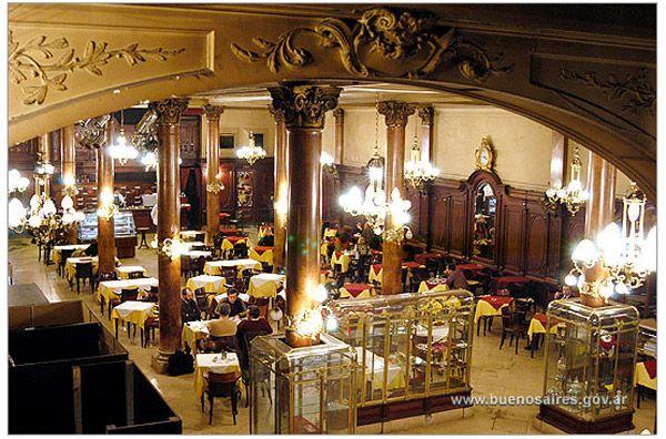 """""""""""CAFE DE LOS ANGELITOS"""""""" Buenos Aires Argentina"""