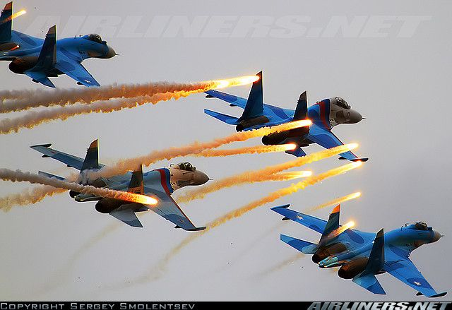 Sukhoi Su-27P   Laughter-Silvered Wings   Pinterest