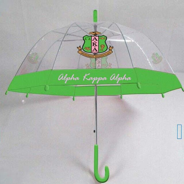 AKA clear umbrella