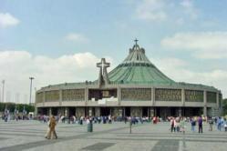 Basilica y santuario Nacional de Nuestra Señora Señora de Guadalupe