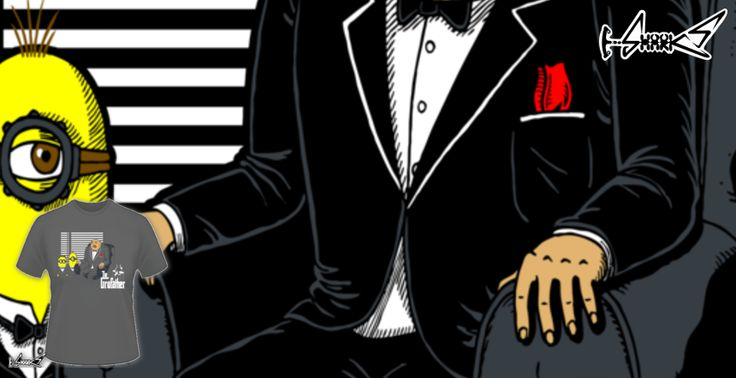 T-shirts - Design: The Grufather - by: Boggs Nicolas