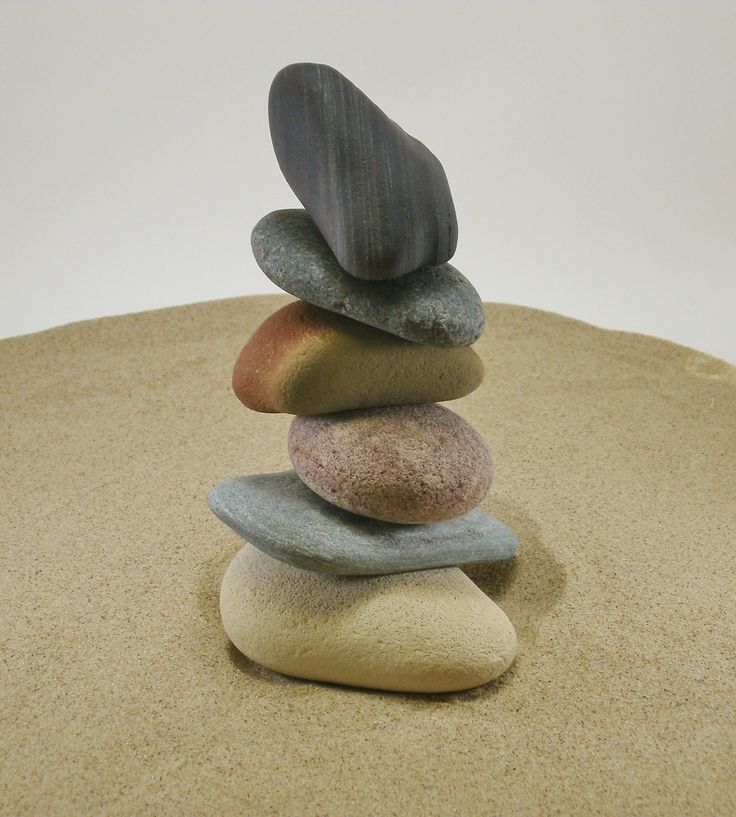 Pure Michigan Beach Stone Cairn #180, Stacked Stones, Unique Stone Gift, Nature Inspired Art, Beach Art, Cottage Decor, Stone Art by StoneCairns on Etsy