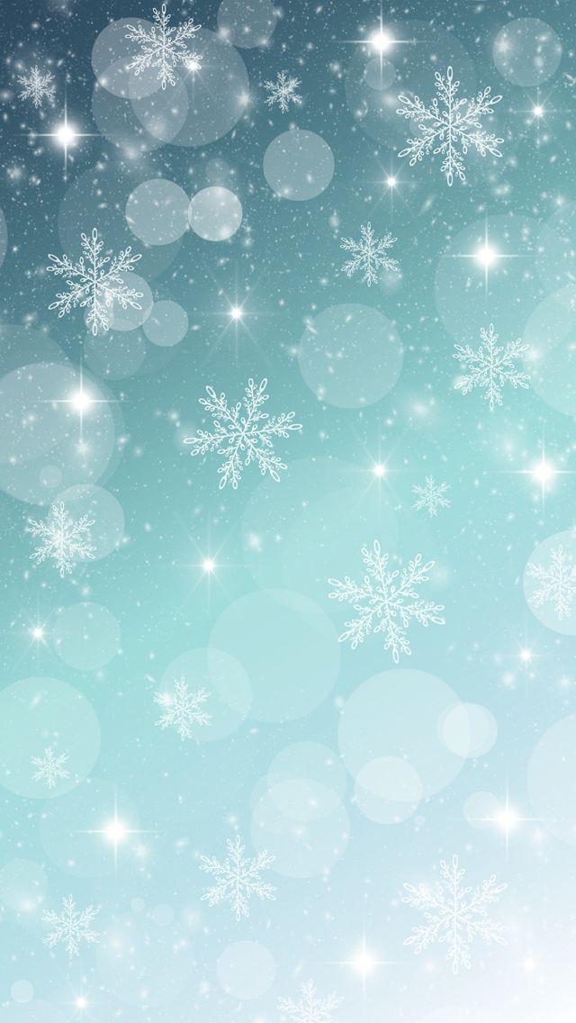 pastel snowflake wallpaper - photo #42