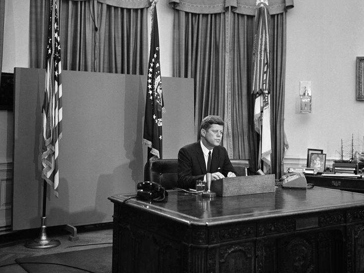 Watch: JFK's civil rights speech, 50 yearsago