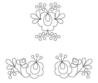Image result for hungarian embroidery patterns