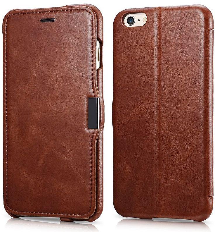 54% off Apple iPhone 6s Plus/6 Plus Benuo Slim Handmade Genuine Leather Case