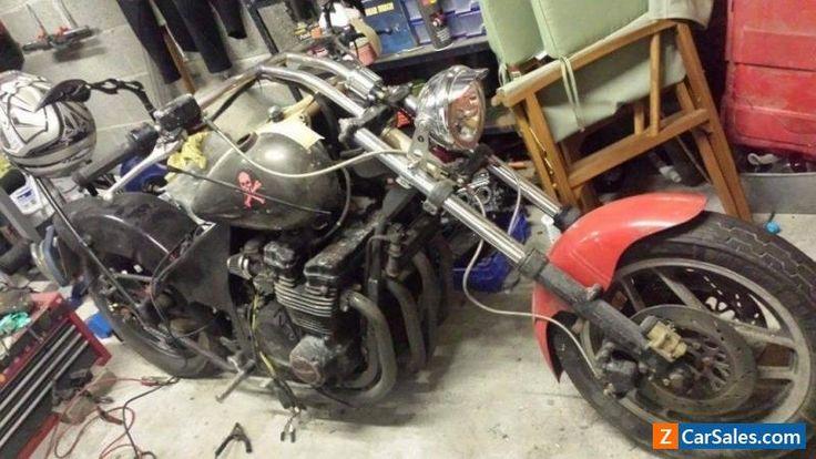 suzuki gsxr 750 chopper/ bobber/hardtail #suzuki #gsxr #forsale #unitedkingdom