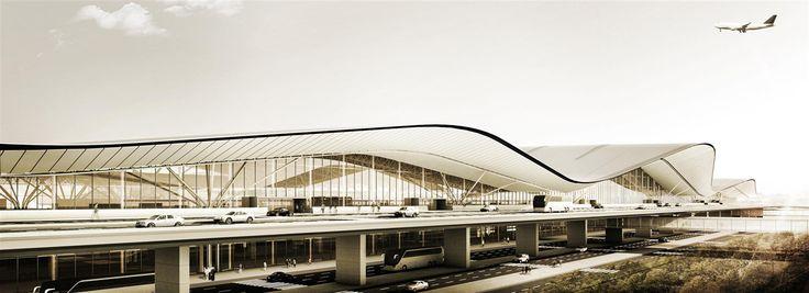 Galeria - Complexo Terminal de Passageiros 3 Aeroporto de Guarulhos / Biselli + Katchborian Arquitetos - GPA Arquitetura e PJJ Malucelli Arquitetura - 12