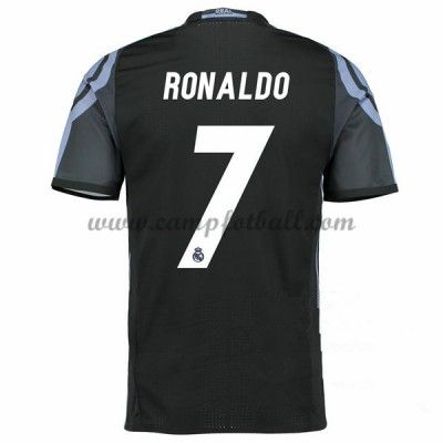 Real Madrid Fotballdrakter 2016-17 Ronaldo 7 Tredjedrakt