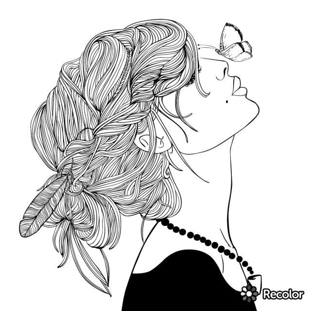 new design ideas: Coloring Pages Tumblr | 640x640