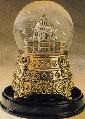 Snow Globe from Mary Poppins