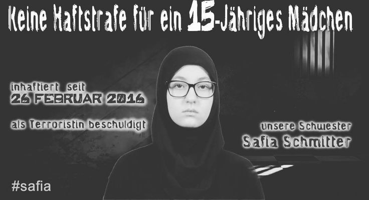 Black Edition Safia from the campaign #safiaschmitter in Germany