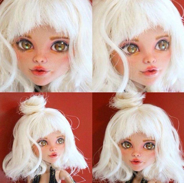 how to make a custom doll